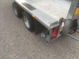 IFOR-WILLIAMS -TRAILER machine transporter 3500 kg